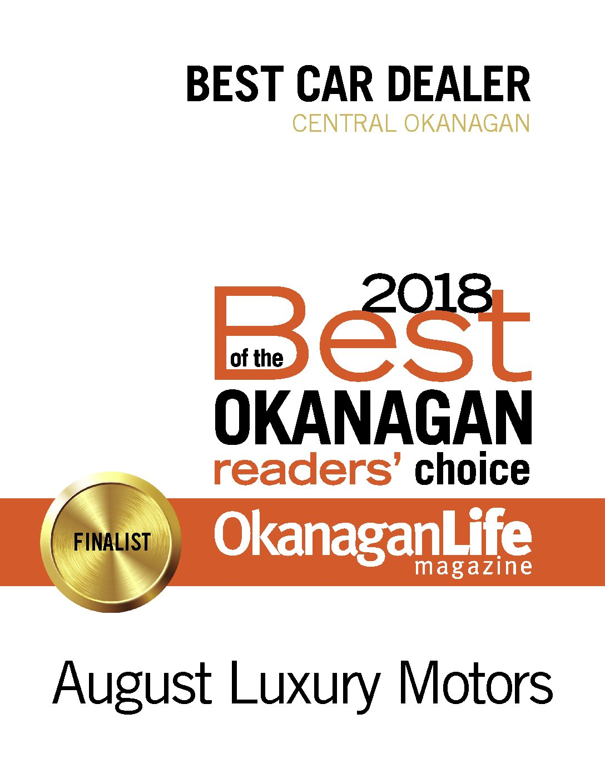 August Luxury Motorcars