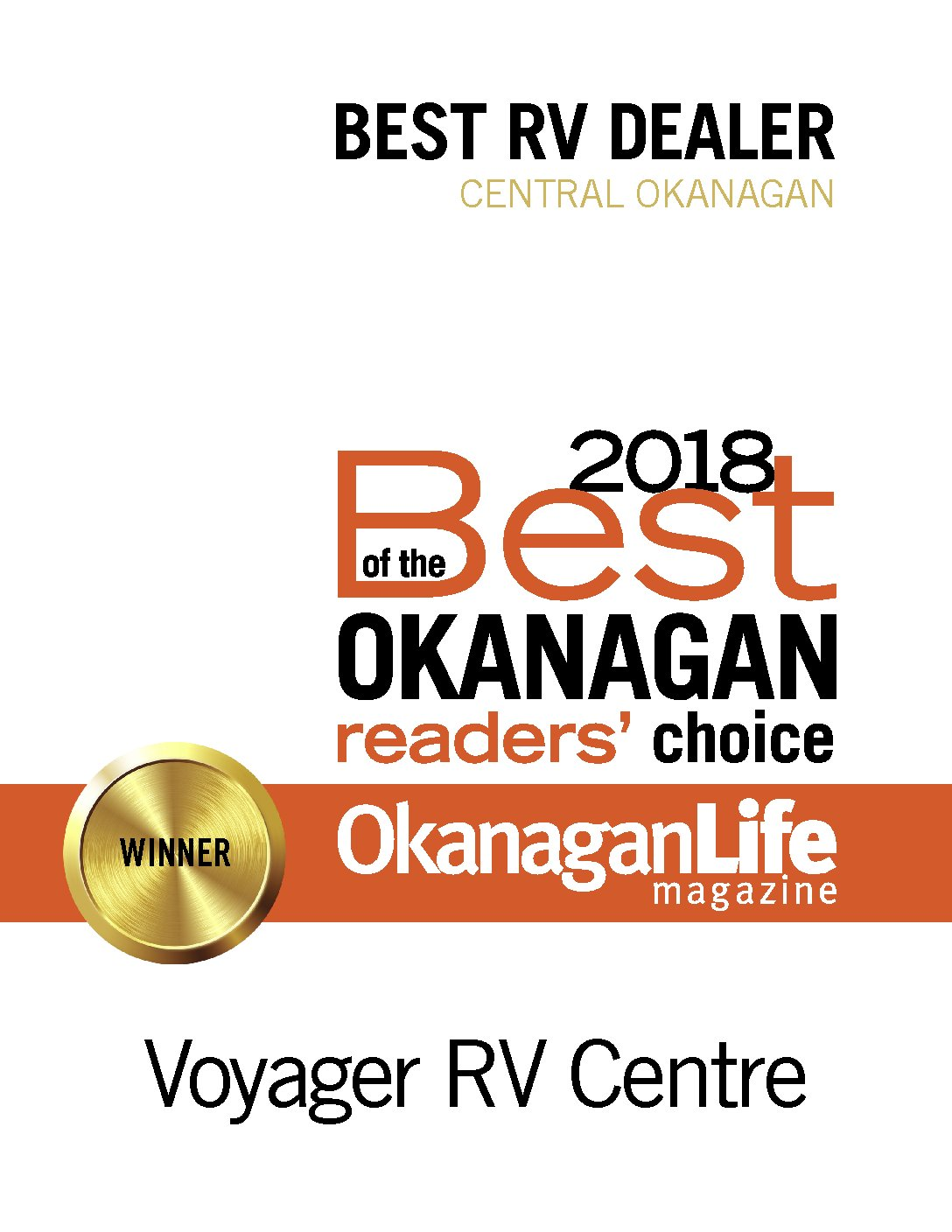 Voyager RV Centre
