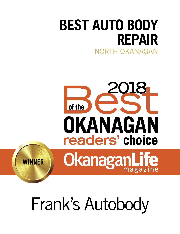 Frank's Autobody Repair