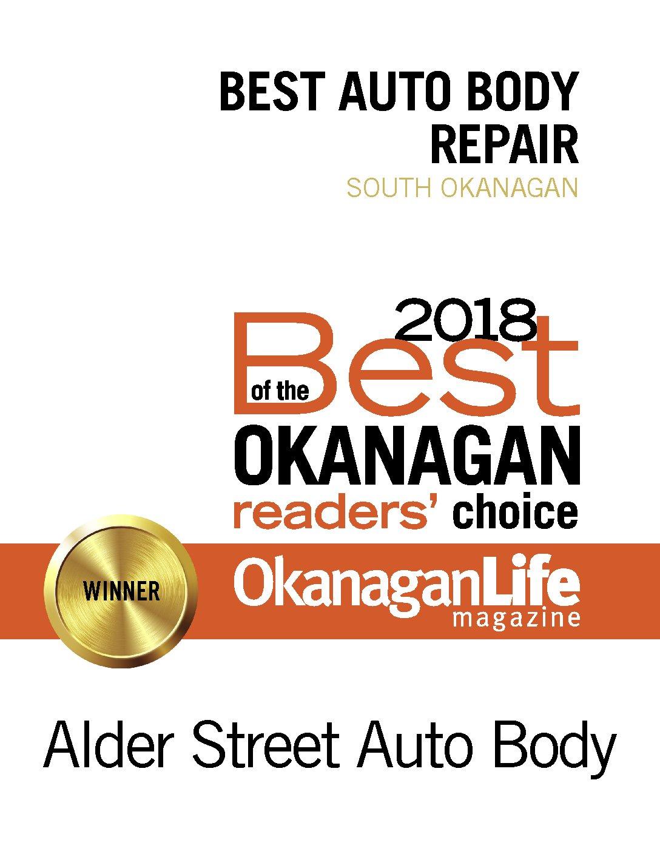 Alder Street Auto Body