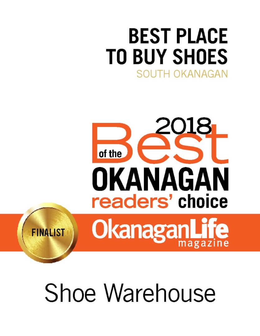Shoe Warehouse – Penticton