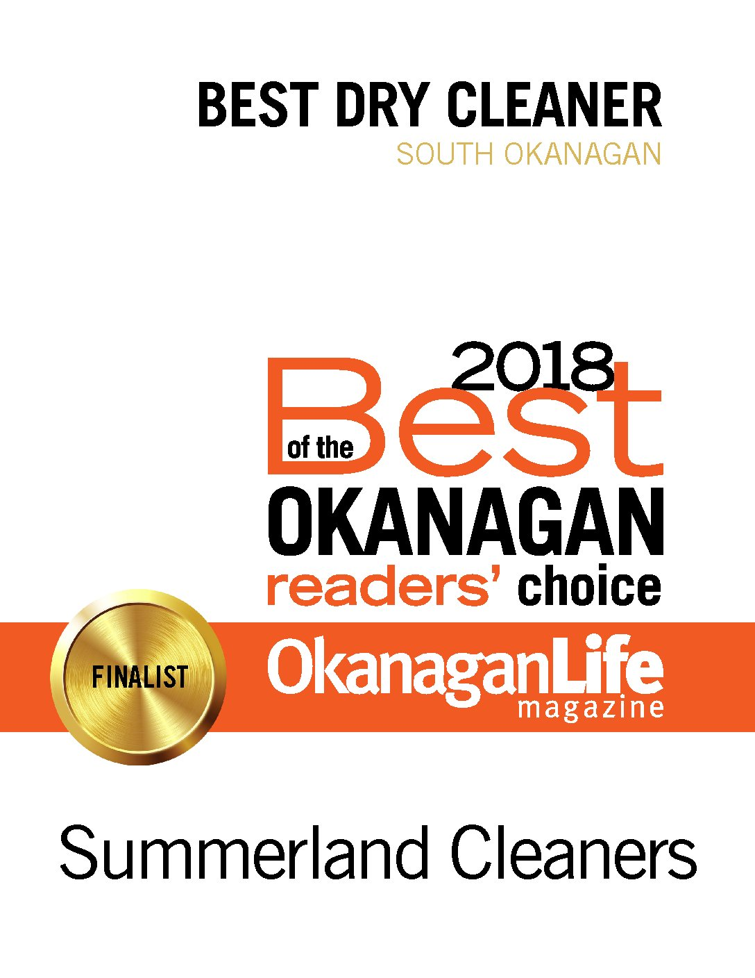 Summerland Cleaners