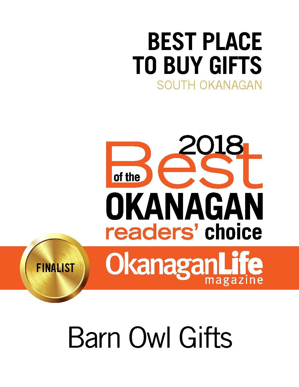 Barn Owl Gifts
