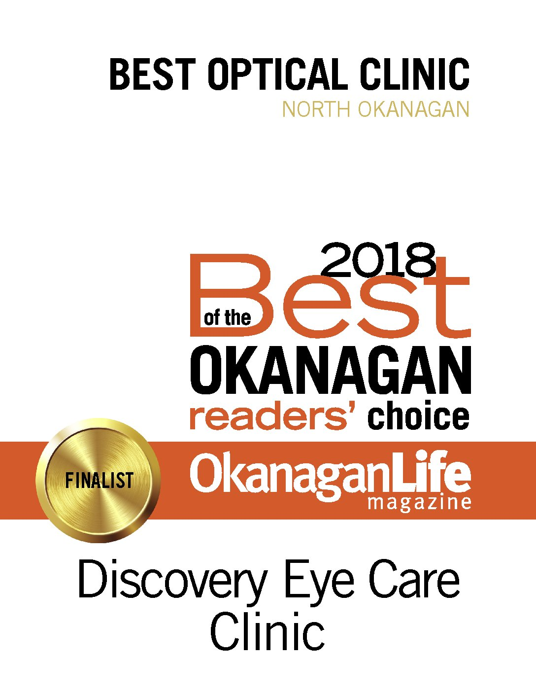 Discovery Eye Care Clinic
