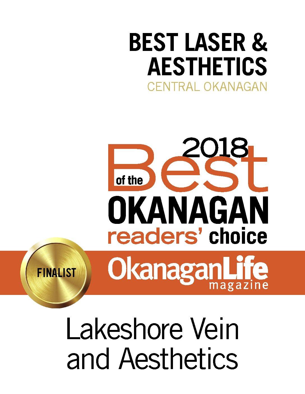 Lakeshore Vein and Aesthetics