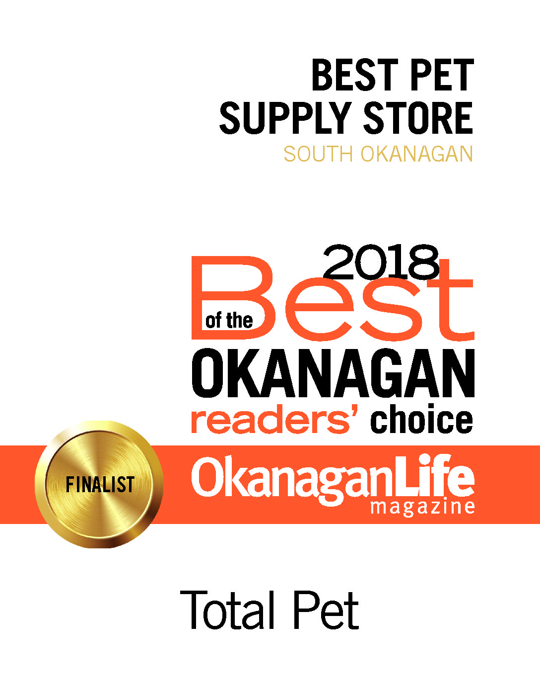 Total Pet – Penticton