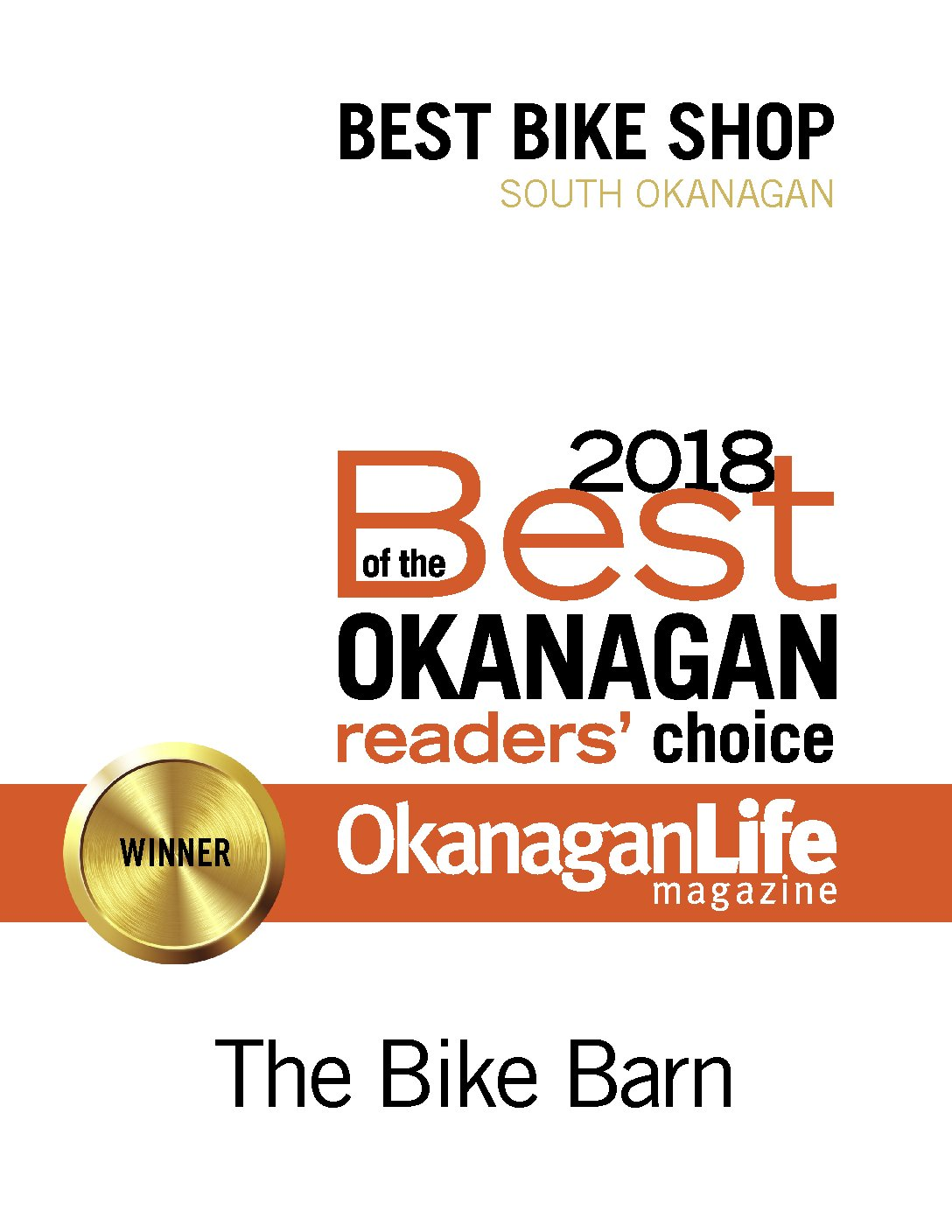 The Bike Barn