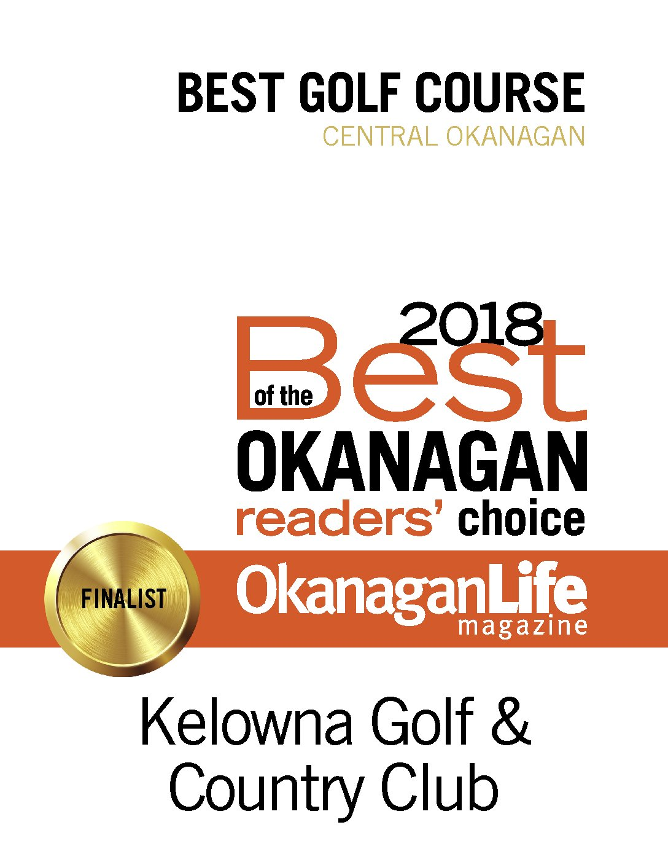 Kelowna Golf & Country Club