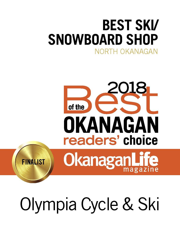 Olympia Cycle & Ski