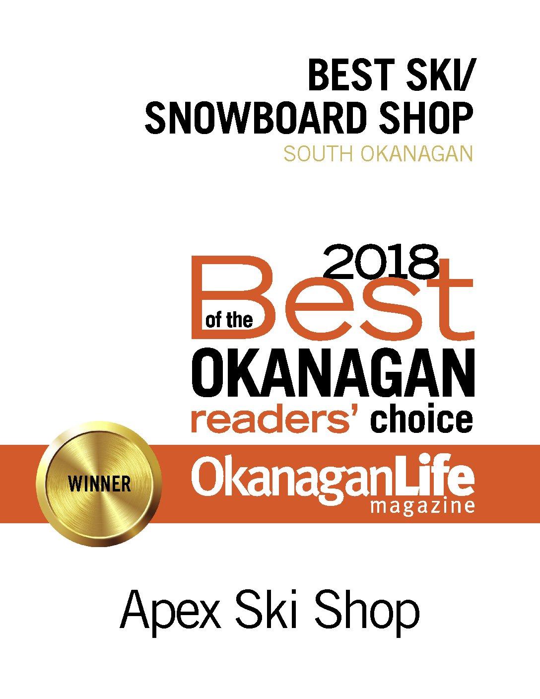 Apex Ski Shop