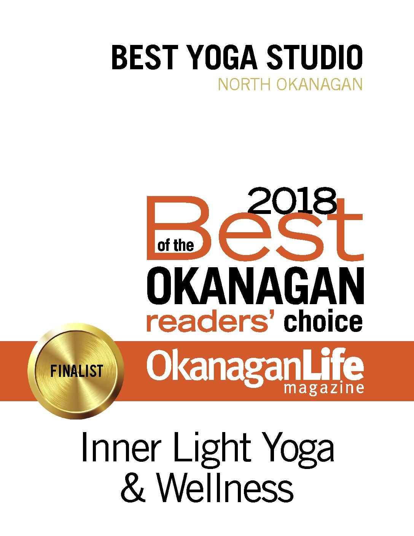 Inner Light Yoga and Wellness