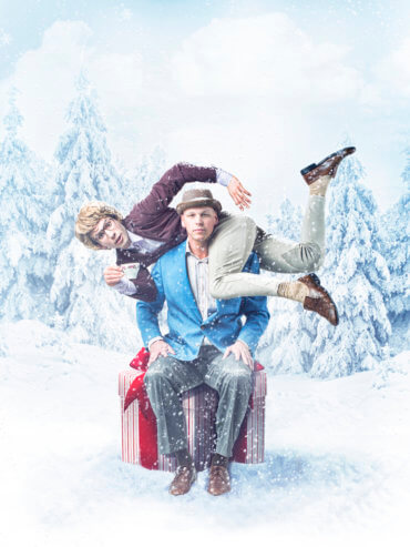 Comedy O Christmas Tea comes to Okanagan-December dates
