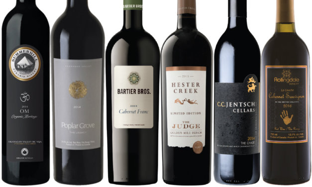 Wine reviews: Valley expressions of bold red wines