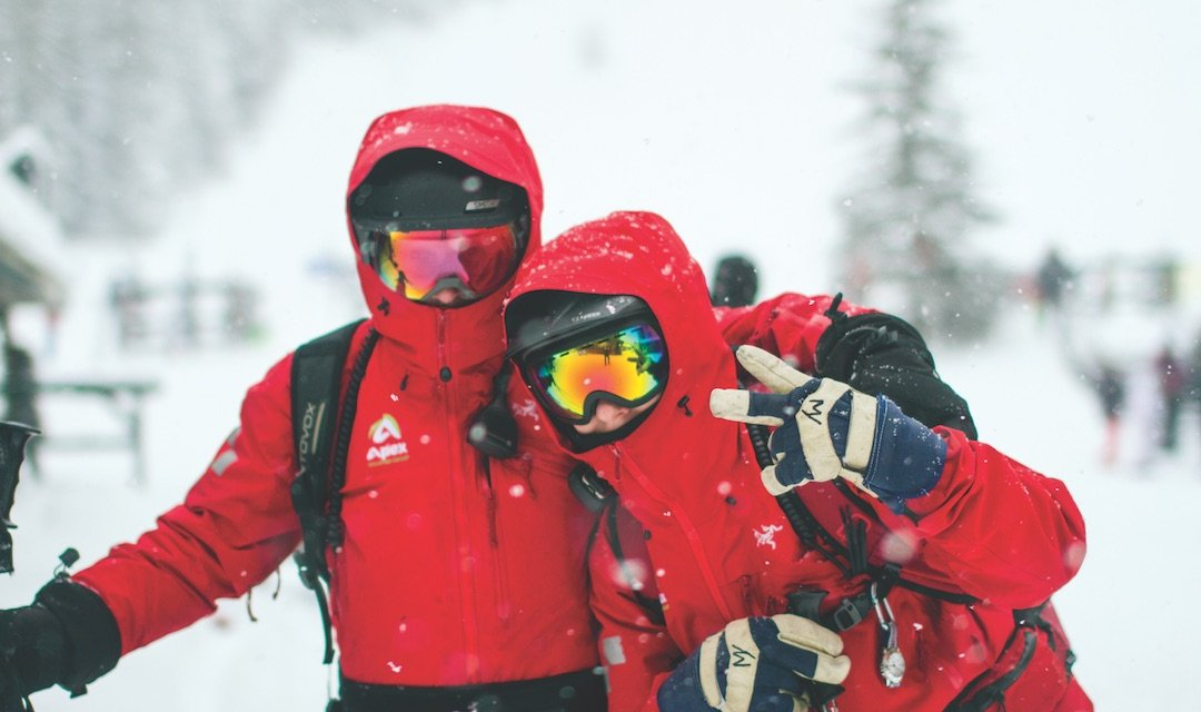 Volunteers keeping the slopes safe at Apex Mountain Resort