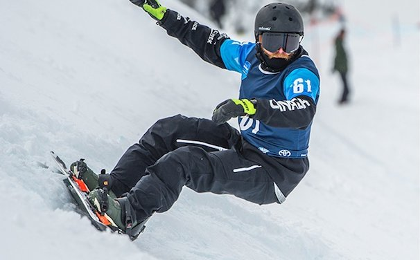 Paralympic snowboarding competition returns to Big White