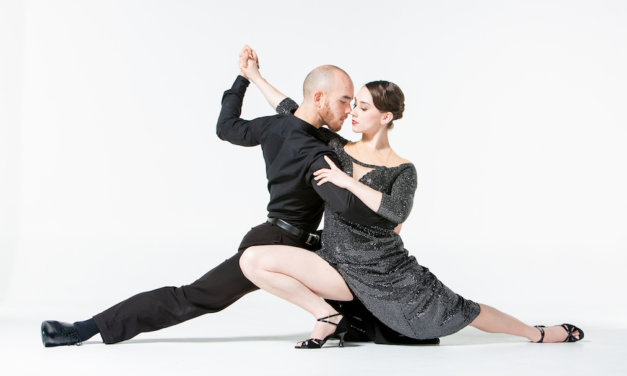 Tango: a fervent, up-tempo response to the season's icy chill in the Okanagan