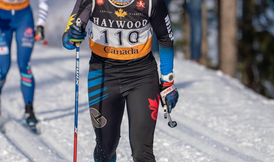 Olympic hopeful gets lift from Okanagan College donors
