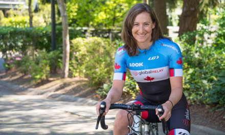 Gold medal winning cyclist to speak at athletic breakfast