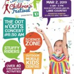 Lake Country Children's Festival features more activities this year