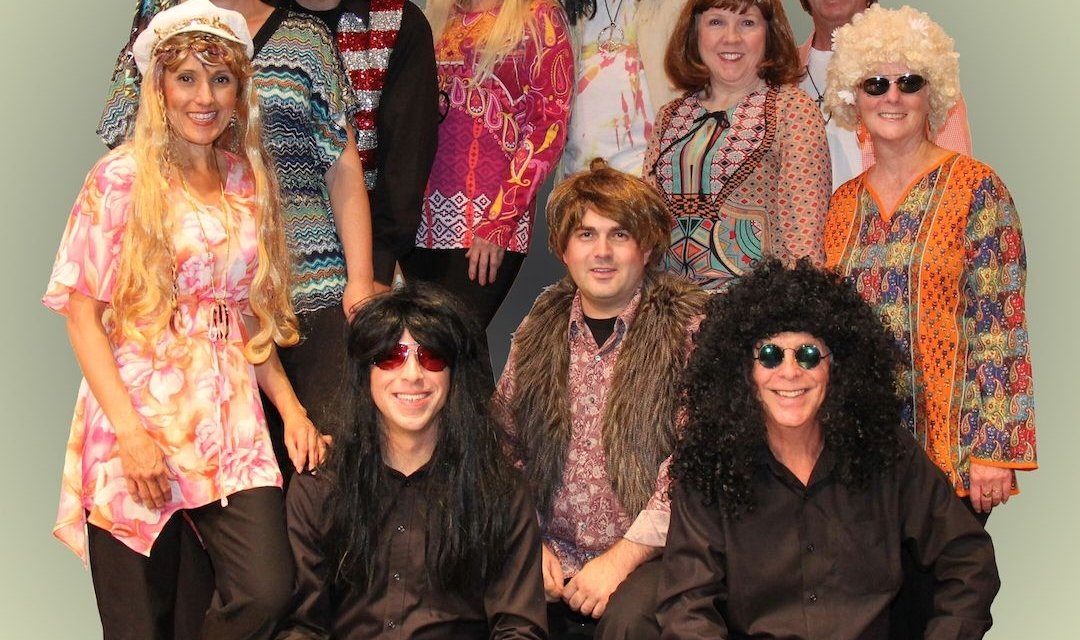 Kelowna performance group presents a night of choreography and costumes to classic songs