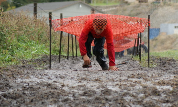 Muddy obstacle course for youth returns to Kelowna