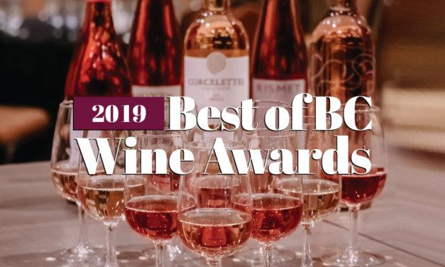 Okanagan Life Best of BC Wine Awards