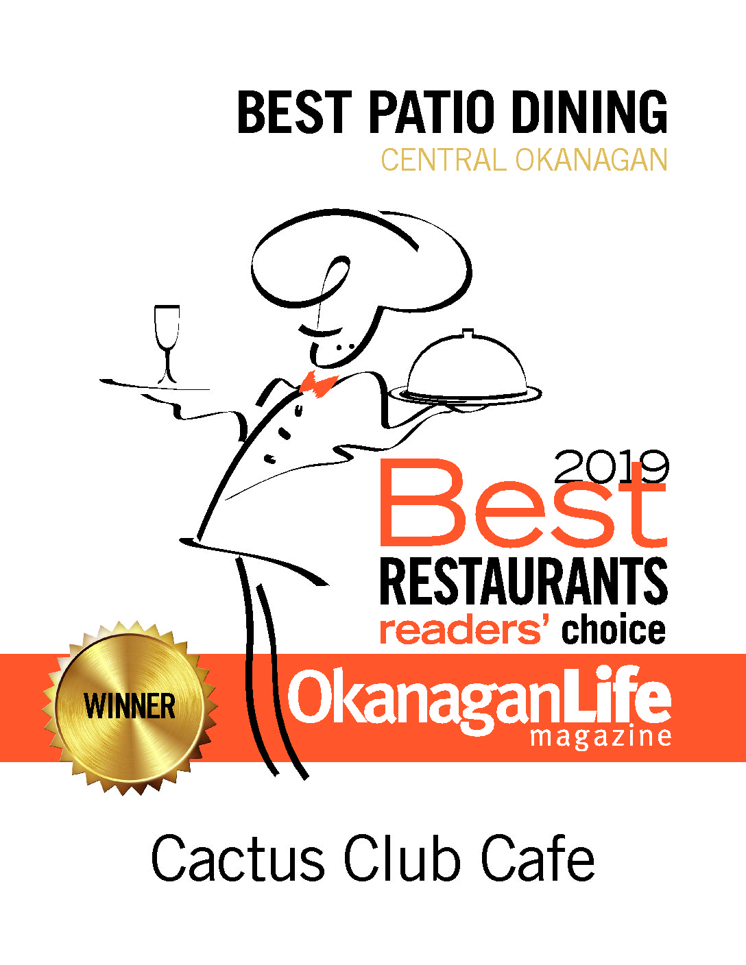 Best Patio Dining Kelowna