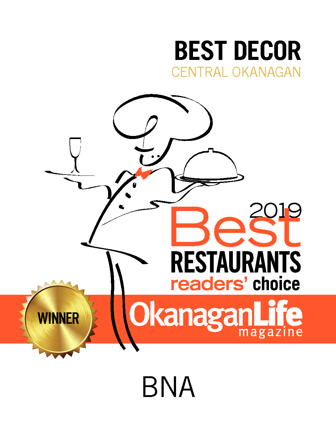 Best decor award-winning restaurants
