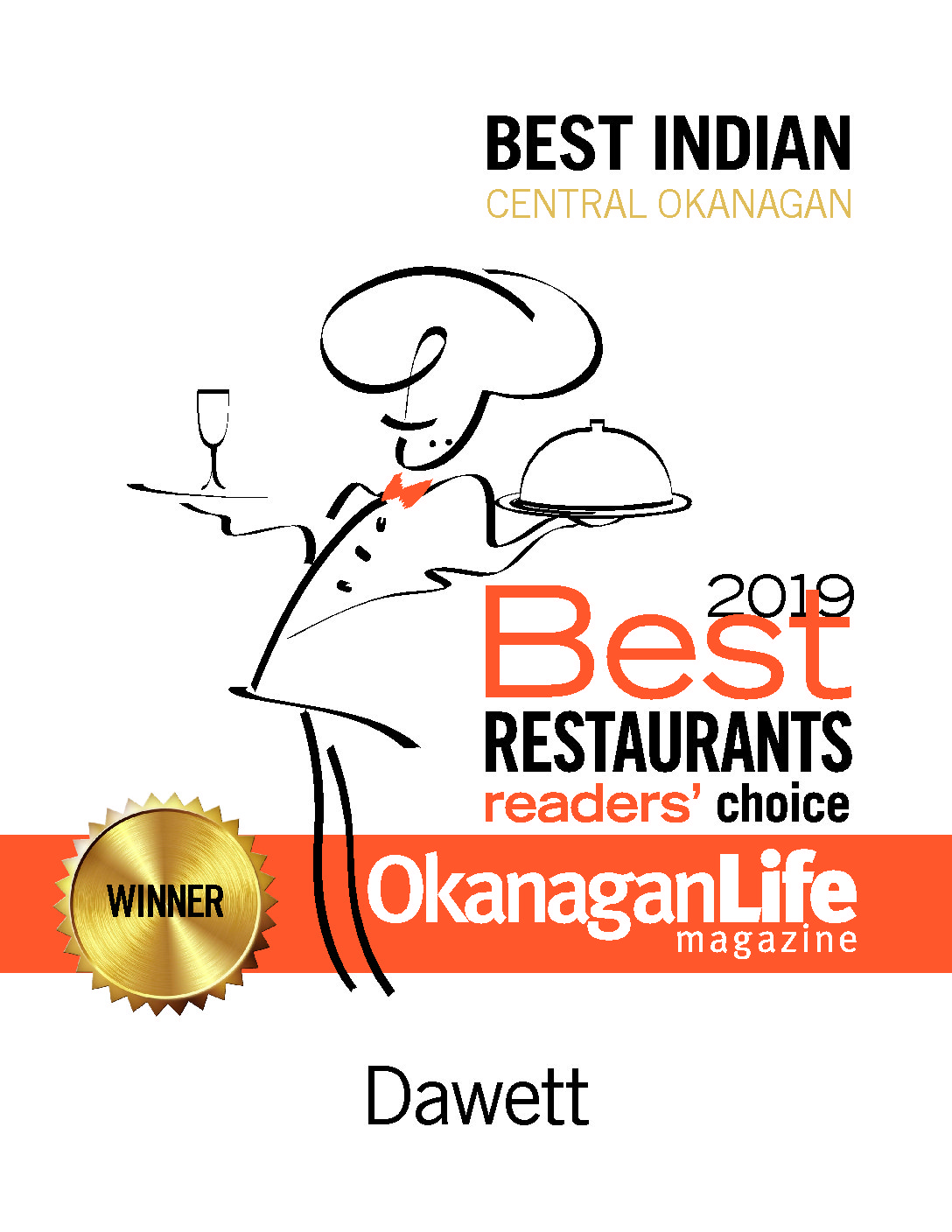 Best Indian restaurants in the Okanagan