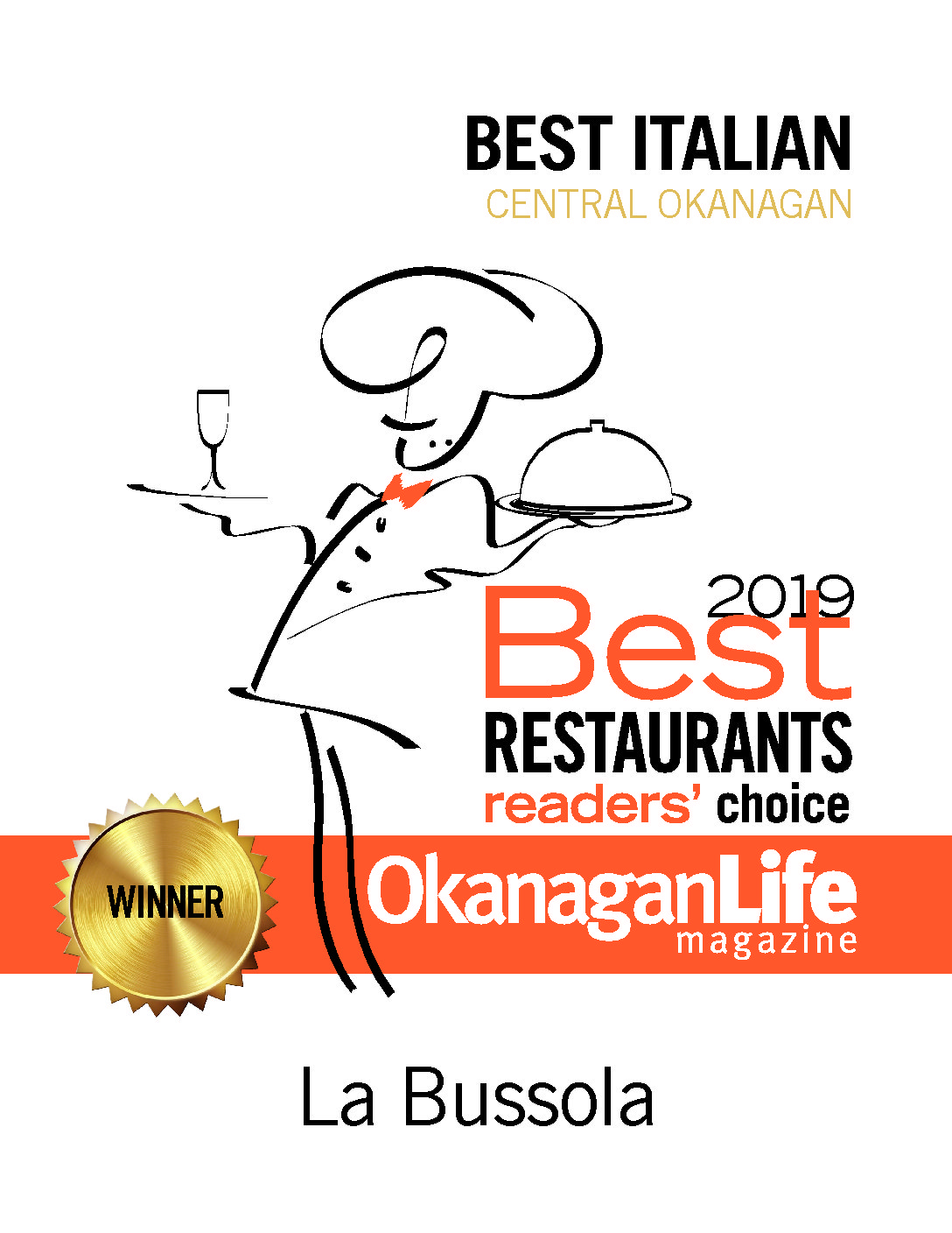 Best Italian restaurants in the Okanagan